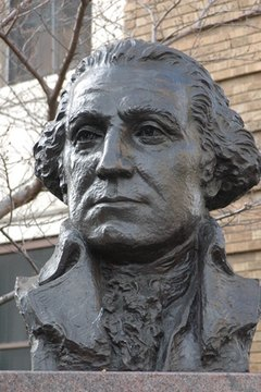 George Washington felt the Articles of Confederation failed to support national interests.