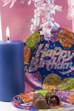 Create a fun-filled birthday at a reasonable price.