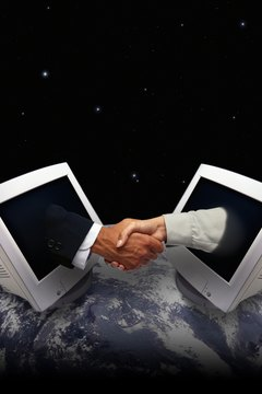 Your IP address is your virtual handshake with other computers.