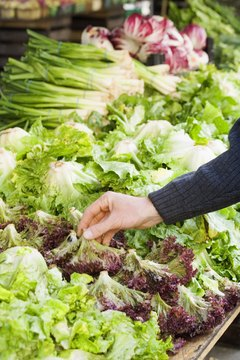 Buying locally grown crops keeps money within the region and may boost the local economy.