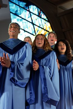 Singing in the church choir is a lot of fun, but it does come with responsibilities and expectations for proper behavior.