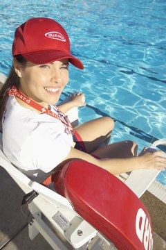 Lifeguards earn some of the highest salaries working in California and the District of Columbia.