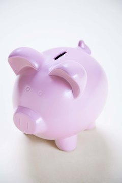 It is possible to get a return on savings accounts.