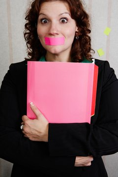Seven deadly office words.