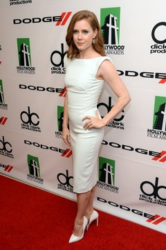 For high-heel skill to rival Oscar nom Amy Adams, break in your sky-high shoes.