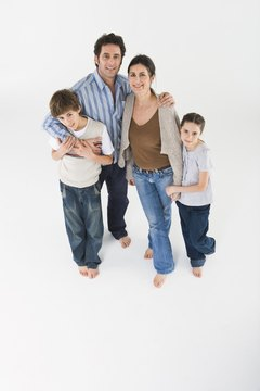 Marriage and family therapists help families cope with problems.