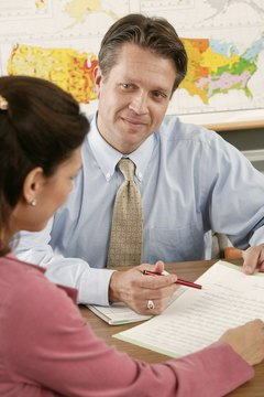 Your child's teacher should have evidence if he wants to hold him back a grade.