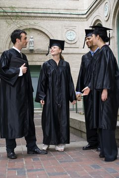 You can still make your college graduation dreams a reality while enrolled in a debt management program.