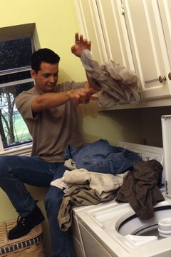 Be sure your shirts are completely dry before putting them in a drawer or closet.
