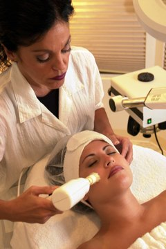 Dermatologists use a variety of tools to treat the skin.