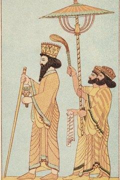 Before becoming emperor, Xerxes served as Royal Governor of Babylon.