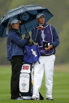 The Solheim Cup is an example of match play which focuses on holes won, not total strokes.