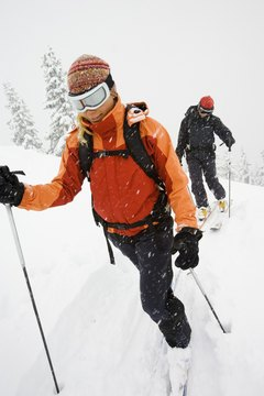 Strengthen your muscles before the winter season to avoid undue strain while cross-country skiing.