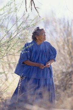Nature is a focus of Apache spiritual practice.