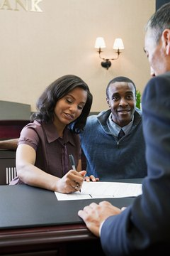Co-signing on a loan could negatively impact your ability to borrow in future.