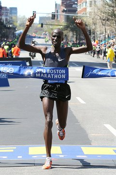 Hills mix with history at the Boston Marathon.