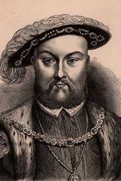 Henry VIII's quest for an heir led to a transformation of the Church of England.