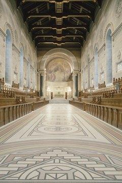 Harvard's Divinity School prepares students for advanced religious study or religious leadership.