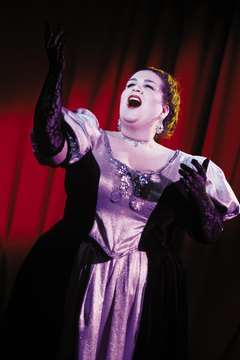 Operatic stars give prima donna its double meaning.