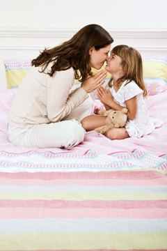 Your little one's Mother's Day prayers can make your day special.