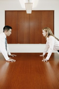 Insolence in the workplace typically results in discipline.