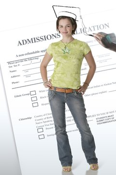 The GPA is one small component of the admissions process.