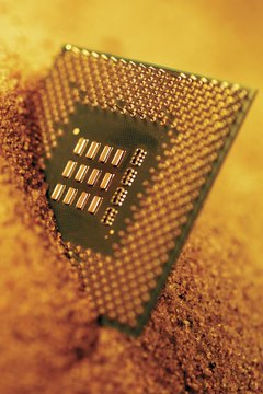 Supercooling is used to create nanostructures of semiconductors used in many electronics.
