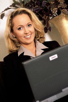 Patience and a smile are major assets for a personal assistant.