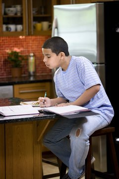 Writing a subjective paper can be a difficult assignment for a student of any grade level.