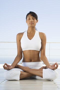 Bikram yoga tones and strengthens muscles.