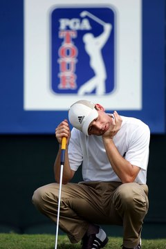 It's important for golfers to stretch and exercise the neck area properly, as it is commonly prone to injury.