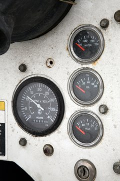 Instrument technicians build and repair the gauges that keep us informed.