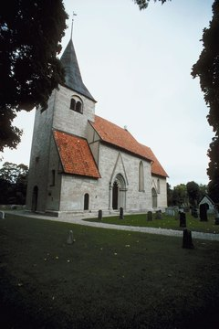 The parish church is the foundation of the Church of Sweden.