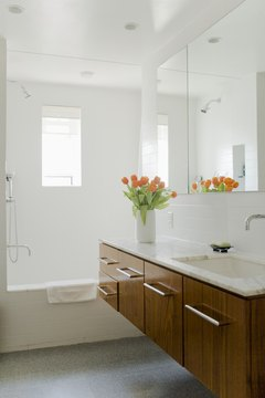 A new bathroom can be a soothing oasis right in your home.