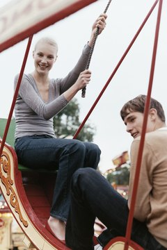 For a first date, an outdoor venue offers the potential for fun without pressure.