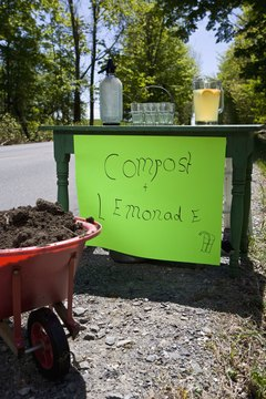By layering compost correctly, you can have finished compost in a few months.