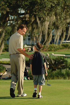 Start learning golf from a teaching professional to ensure a proper framework for your game.