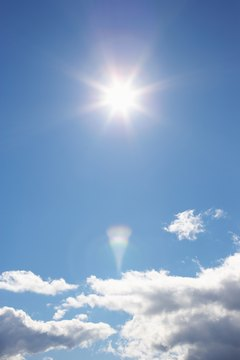 Under ideal conditions, your body can produce all of its vitamin D-3 from sunlight.
