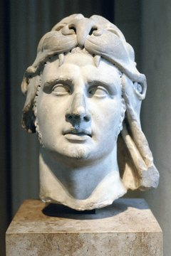 Alexander the Great spread a Hellenistic influence in his conquests.