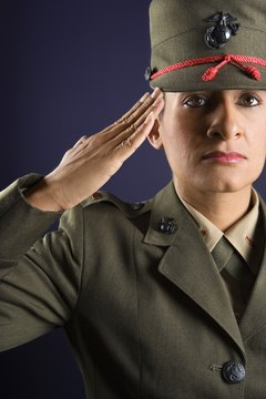 Your military service may become a point of pride for your company.