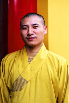It takes many years to become an ordained Zen Buddhist.