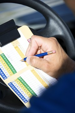 Use the information on your scorecard to figure your golf handicap.