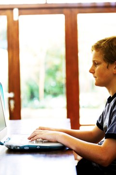 Online classes take away some of the social aspect of learning.