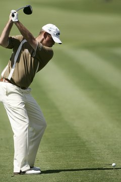 Thomas Bjorn has coiled his body and is ready to strike at the 2007 CA Championship.