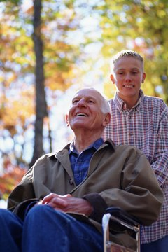 Service coordinators help to find acceptable living situations for the elderly.
