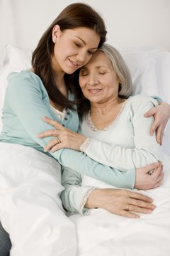 Mom will appreciate your willingness to help her.