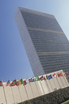 The United Nations hires many translators and interpreters.