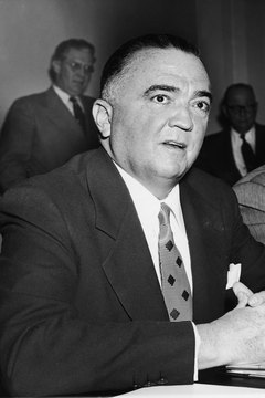 J. Edgar Hoover was an advocate of the Smith Act.