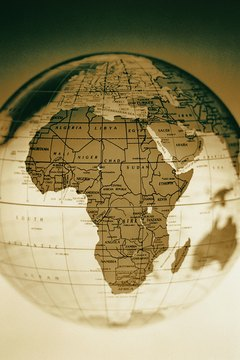 Ancient Western African had periods of prosperity and a well developed economy.