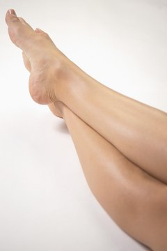 Tight calves after exercise could be a health problem.